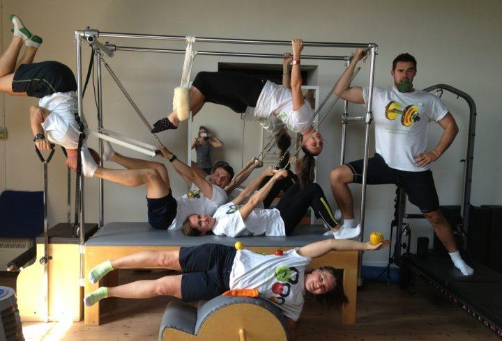 Making Pilates Happen